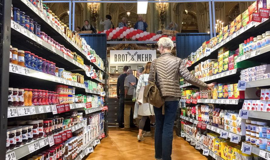 В Германии опубликован список продуктов и вещей на случай эпидемии коронавируса и введения карантина