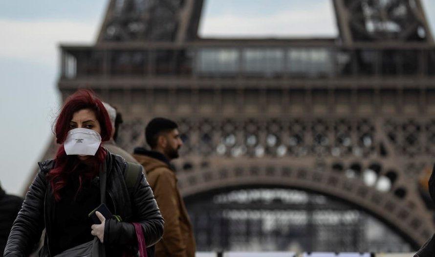 Во Франции запрещают доступ в учебные заведения студентам и персоналу