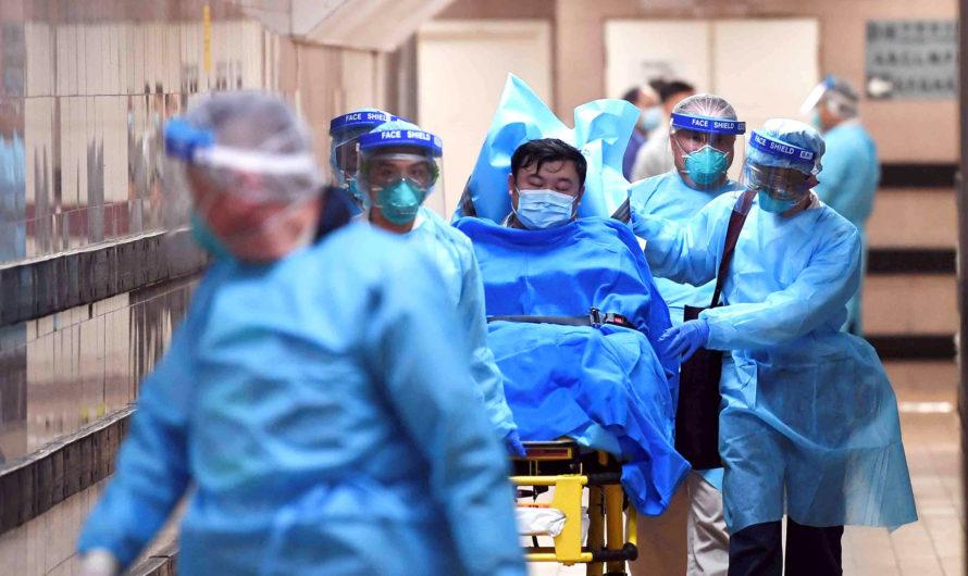 Число смертей от коронавируса более 2,7 тысяч к среде 26 февраля, 81 тысяча зараженных по всему миру