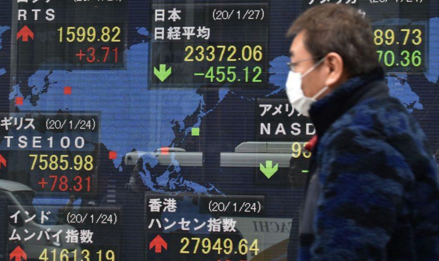 Мировая экономика рушится из-за коронавируса