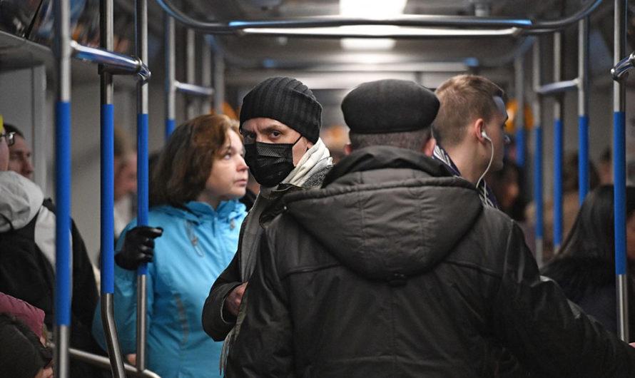 В России более 1836 случаев заражения Covid-19