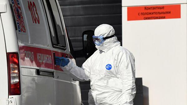 Россия на восьмом месте по числу заразившихся Covid-19
