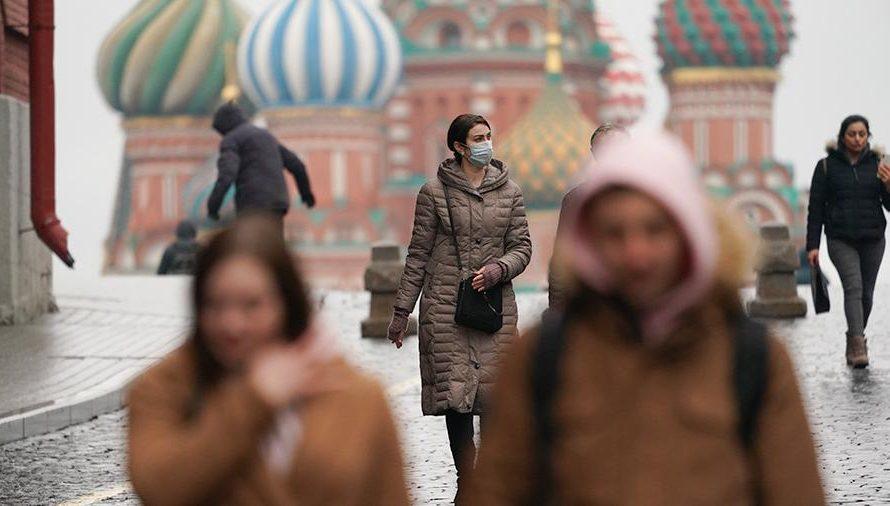 России растет число зараженных коронавирусом