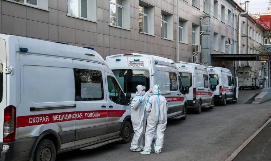В России зарегистрировано больше 7 тысяч случаев заболевания коронавирусом