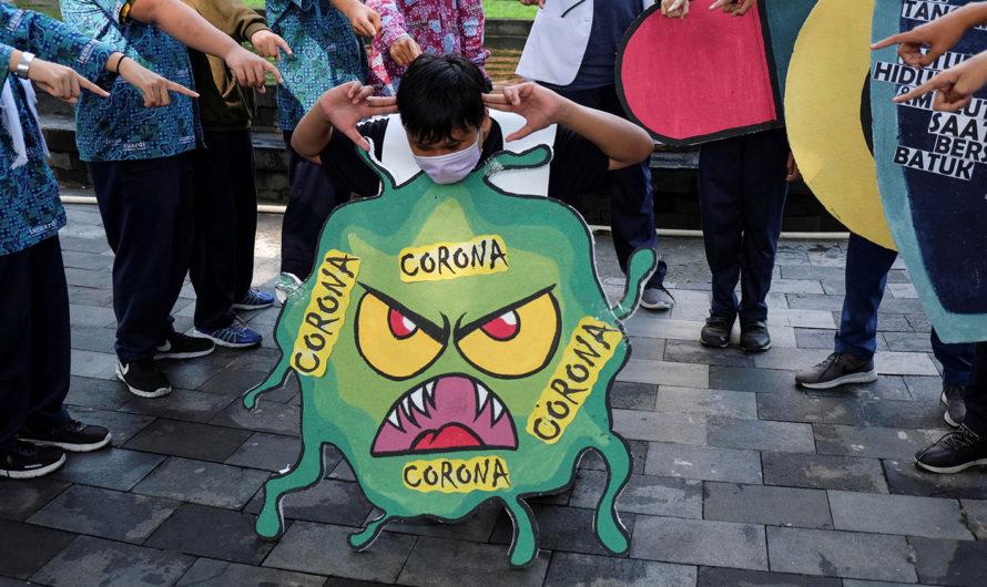 Коронавирус в общественных местах
