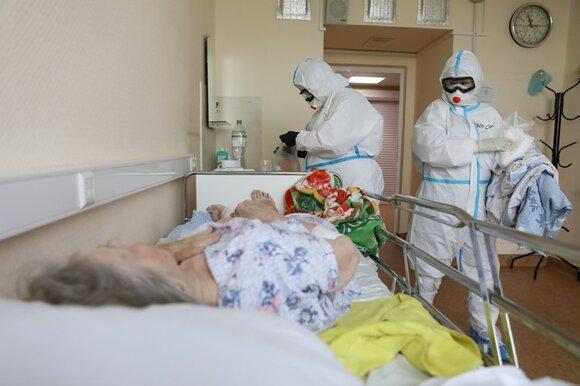 101-летняя пациентка победила Covid-19