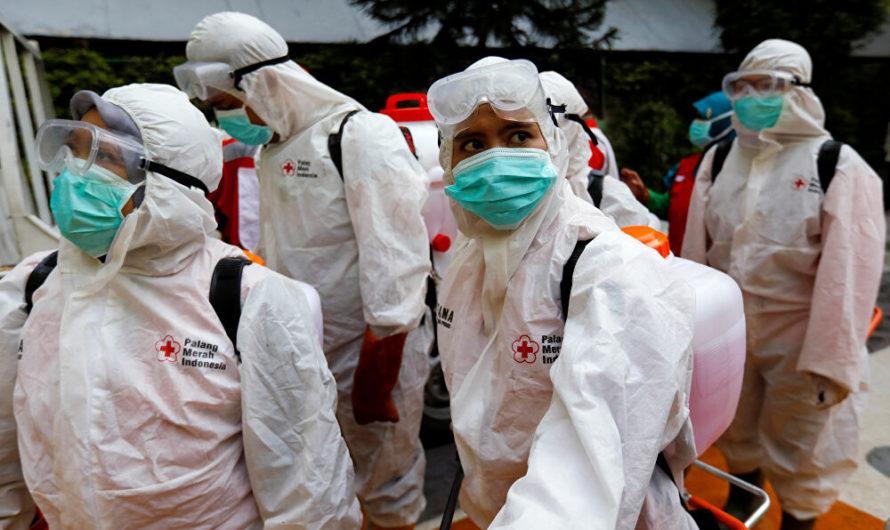 Новая вспышка коронавируса