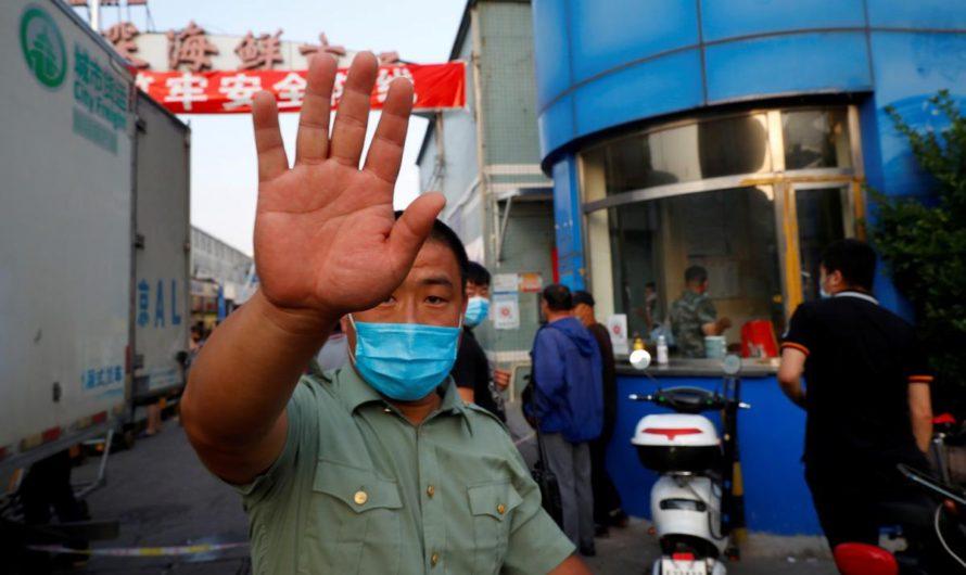 Высокий риск распространения COVID-19 в Пекине
